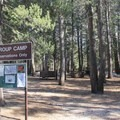 Group camps are availble. - Tuolumne Meadows Campground