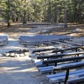 Conness Campfire Circle- Tuolumne Meadows Campground