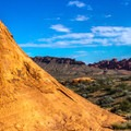 The variety of colors in the landscape is amazing.- Valley of Fire State Park