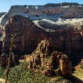 Zion Canyon is always a spectacular sight!- Hidden Canyon Trail