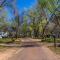 The roads are wide and generally in good shape.- South Campground
