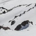 Big terrain.- Lassen Peak: Southeast Chutes Backcountry Ski