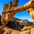 This arch is one of the highlight formations on the Arches Trail.- Arches Trail