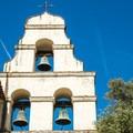 Mission bells.- Mission San Juan Bautistia