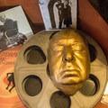 Hitchcock memorabilia.- Mission San Juan Bautistia