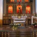 Mission San Juan Bautista.- Mission San Juan Bautistia