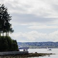 Ferguson Point, at the southern tip of Third Beach, on the park's west end.- Stanley Park
