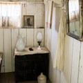 Bath house.- San Juan Bautista Historic State Park