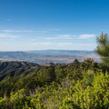View from the Fremont Peak Trail.- Fremont Peak Hike