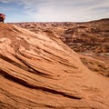 The texture in this vicinity is unmatched.- Reflection Canyon