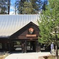 Lodgepole Village Visitor Center and Market are adjacent to the campground.- Lodgepole Campground