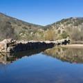 Old Mission Dam.- Oak Canyon + Grasslands Crossing Loop, Mission Trails Regional Park