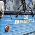 Free shuttles are available from downtown Vancouver for all visitors.- Capilano Suspension Bridge Park