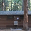 Campground facilties.- Sheep Creek Campground