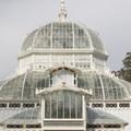 Conservatory of Flowers in Golden Gate Park.- Golden Gate Park