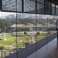 View form the top of the de Young Museum in Golden Gate Park.- Golden Gate Park