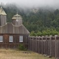 Russian Orthodox Chapel.- Fort Ross State Historic Park