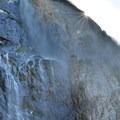 Snoquera Falls drops a total of 449 feet, and the talllest drop is 287 feet.- Snoquera Falls Loop