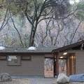 Campground facilities.- Buckeye Flat Campground