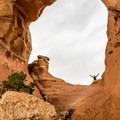 Broken Arch.- Broken Arch Trail