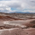 The Bentonite Hills are a very beautiful and interesting part of the trip.- Cathedral Valley