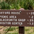 Lots to see within walking distance.- Fruita Campground