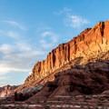 Incredible formations invite exploration along Capitol Reef National Park's Scenic Drive.- Capitol Reef Scenic Drive