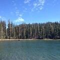 Everett Lake.- Magee Peak