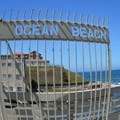 Ocean Beach, or O.B., sits at the mouth of the San Diego River.- San Diego's Ocean Beach