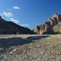Split Mountain Wash.- Anza-Borrego Desert State Park
