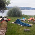 Lisabuela Park offers kayakers free camping; however, there is only one site, and no overflow camping is allowed.- Vashon Island Circumnavigation