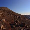 Rocky, volcanic landscape.- Sliding Sands Trail: Haleakalā Visitor Center to Erosional Valley Floor