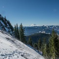 Grand views on the Kendall Peak approach.- Kendall Peak