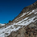 The approach to Kendall Peak.- Kendall Peak