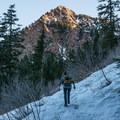 Neighboring peaks.- Kendall Peak