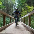 Many bridges to cross.- Tiger Mountain