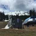 The lifts may close, but you'll still find enough snow for a run.- Mount Bachelor: Spring Lap