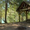 Packard Creek Campground.- Packard Creek Campground