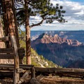 Words fail when describing the stunning views from the Transept Trail.- Transept Trail