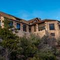 Below the Grand Canyon Lodge, North Rim.- Transept Trail