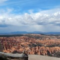 Huge views are the norm at Bryce Canyon.- Under-the-Rim Trail to Hat Point