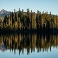 Summit Lake.- Summit Lake