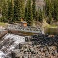 Wallowa Falls Hydroelectric Project.- Aneroid Lake