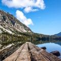 Aneroid Lake.- Aneroid Lake
