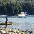 Three Creek Lake.- Three Creek Lake