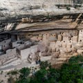 With 150 rooms, Cliff Palace is the largest cliff dwelling in Mesa Verde.- Cliff Palace
