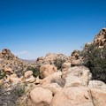 Views from the Hidden Valley Trail.- Hidden Valley Nature Trail