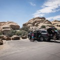 Some sites are strung together, which can be great if you are camping with a larger party.- Jumbo Rocks Campground