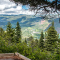 Spectacular overlooks.- Animas Overlook Trail