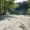 Boat ramp at Big Eddy Park and River Access.- Skykomish River, Big Eddy Park